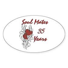 Unique Soul mates Decal