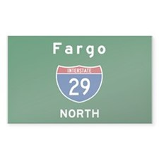 Fargo 29 Decal