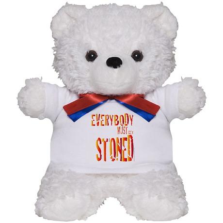 Everybody Must Get Stoned/Dyl Teddy Bear