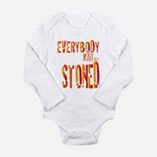 Everybody Must Get Stoned/Dyl Long Sleeve Infant B