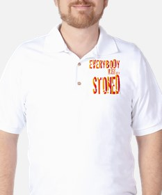 Everybody Must Get Stoned/Dyl T-Shirt