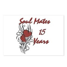 Unique Soul mate Postcards (Package of 8)