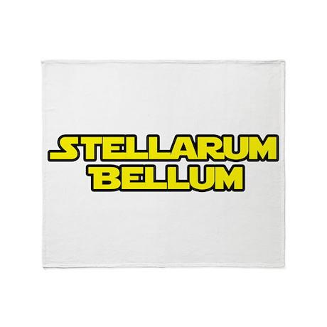 Stellarum Bellum Throw Blanket