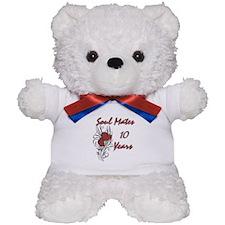 Funny Soul mate Teddy Bear