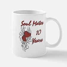 Cute 10 year anniversary Mug