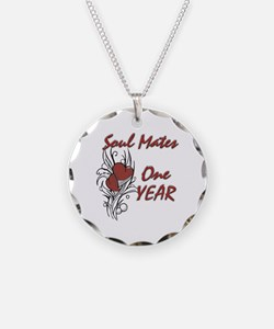 Cute 1 year anniversary Necklace