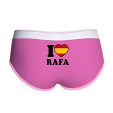 I Love Rafa Nadal Women's Boy Brief