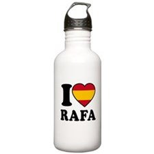 I Love Rafa Nadal Water Bottle