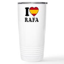 I Love Rafa Nadal Thermos Mug