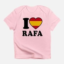 I Love Rafa Nadal Infant T-Shirt