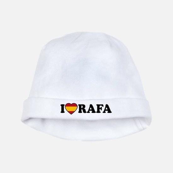 I Love Rafa Nadal baby hat