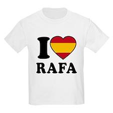 I Love Rafa Nadal T-Shirt