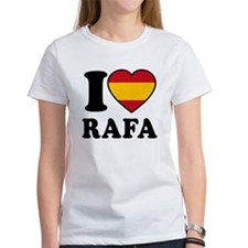 I Love Rafa Nadal Tee