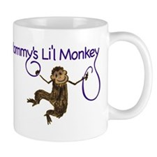 Mommy's Li'l Monkey Mug