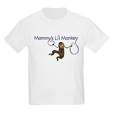 Mommy's Li'l Monkey T-Shirt
