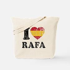 Rafa Love Tote Bag