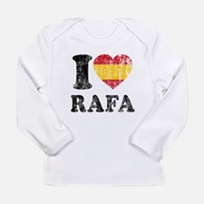 Rafa Love Long Sleeve Infant T-Shirt