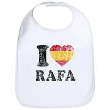 Rafa Love Bib