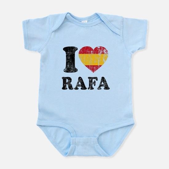Rafa Love Infant Bodysuit