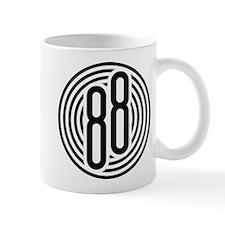 Classic Oldsmobile 88 emblem Small Small Mug