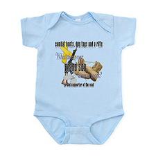 AF What Does Your Grandson Wear Infant Bodysuit