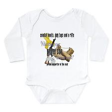 AF What Does Your Grandson Wear Long Sleeve Infant