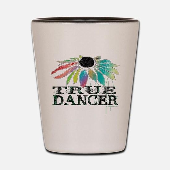 True Dancer Shot Glass