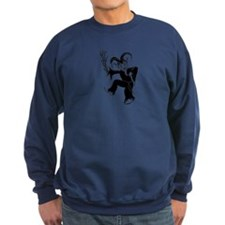 Krampus Dark Sweatshirt