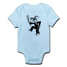 Krampus Infant Bodysuit
