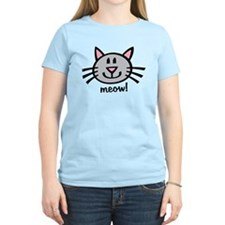 Lil Grey Cat T-Shirt