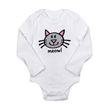 Lil Grey Cat Baby Outfits