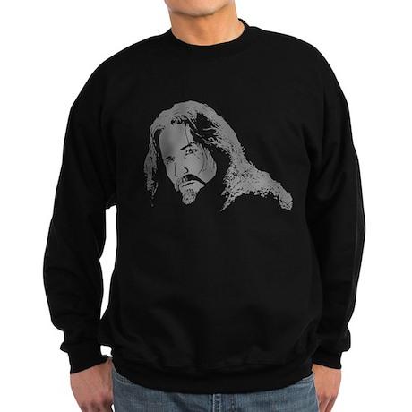 Jesus Image Sweatshirt (dark)