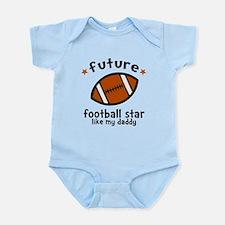 Football Daddy Infant Bodysuit