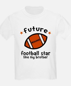 Football Brother T-Shirt