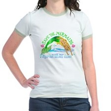 Save the Mermaids T