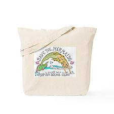 Save the Mermaids Tote Bag