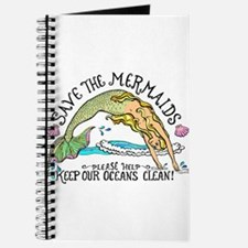 Save the Mermaids Journal