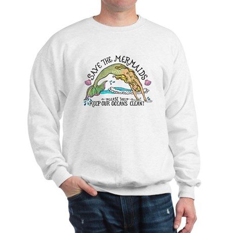 Save the Mermaids Sweatshirt