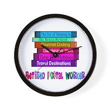 USPS III Wall Clock