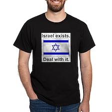 Israel Exists T-Shirt