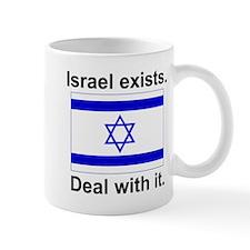Israel Exists Mug