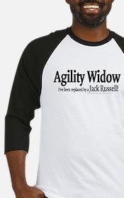 Agility Widow Baseball Jersey