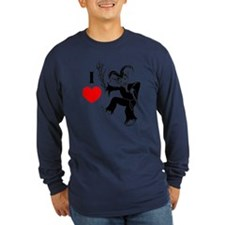 I *heart* Krampus T