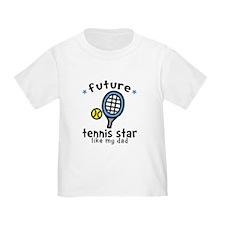 Tennis Star - Dad T