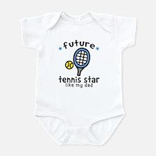 Tennis Star - Dad Onesie