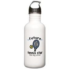Tennis - Sister Water Bottle
