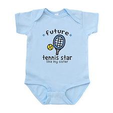 Tennis - Sister Infant Bodysuit