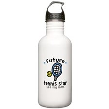 Tennis - Mom Water Bottle