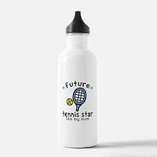Tennis - Mom Water Bottle