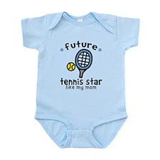 Tennis - Mom Infant Bodysuit